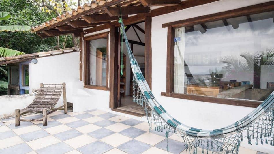 Casa para alugar no Airbnb em Ilhabela na Praia Ilha das Cabras