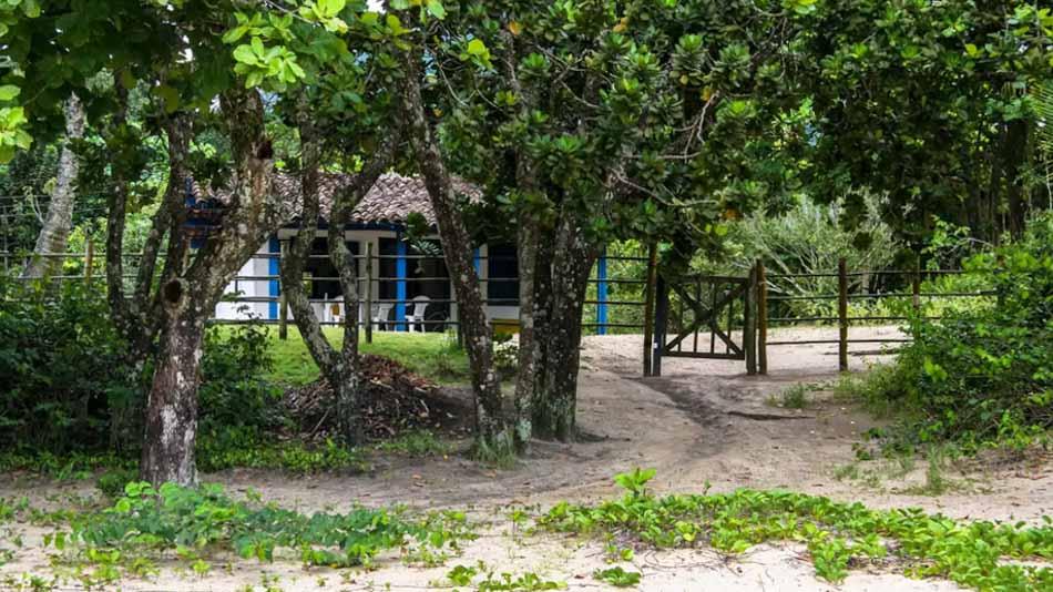 Casa para alugar no Airbnb em Ilhabela, no Bonete