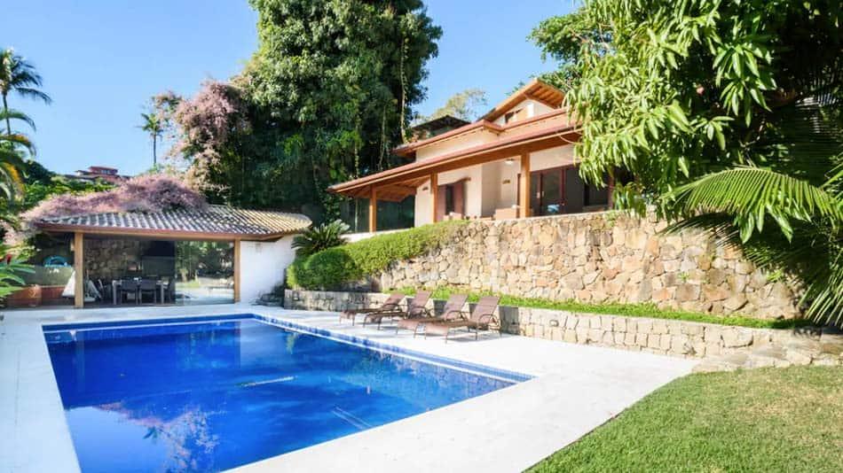 Casa para aluguel no Airbnb em Ilhabela na Siriúba