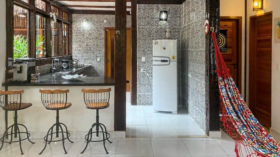 Casa para alugar no Airbnb em Ilhabela, na Praia da Feiticeira