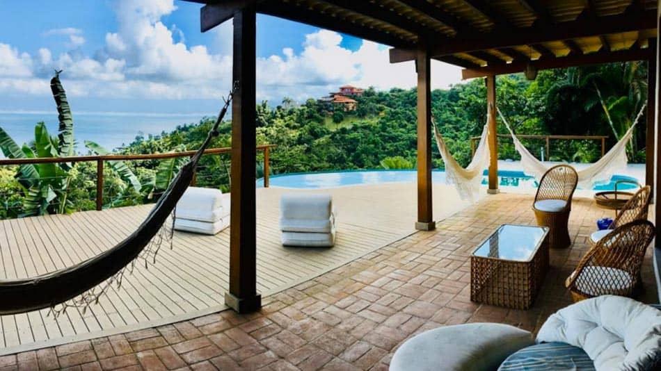 Casa incrível para aluguel no Airbnb em Ilhabela na Siriúba