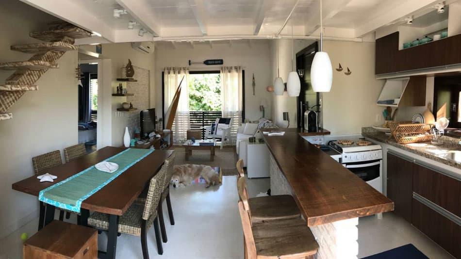 Casa para alugar no Airbnb em Juquehy