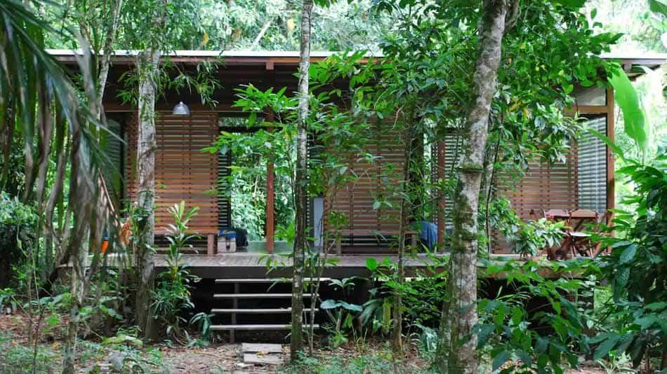 Airbnb em Juquehy: casa na mata