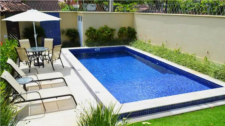 Bela casa com piscina para alugar no Airbnb em Juquehy
