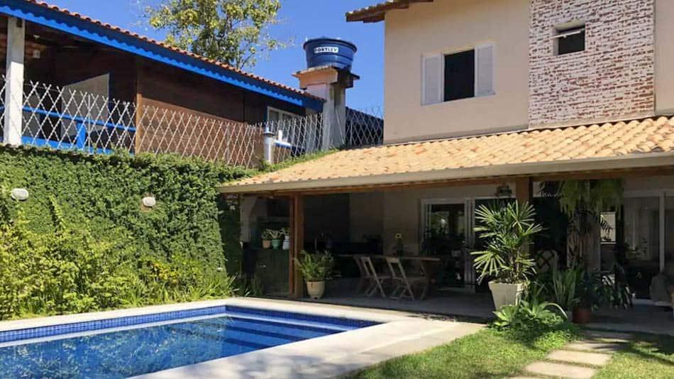 Casa para aluguel no Airbnb em Juquehy