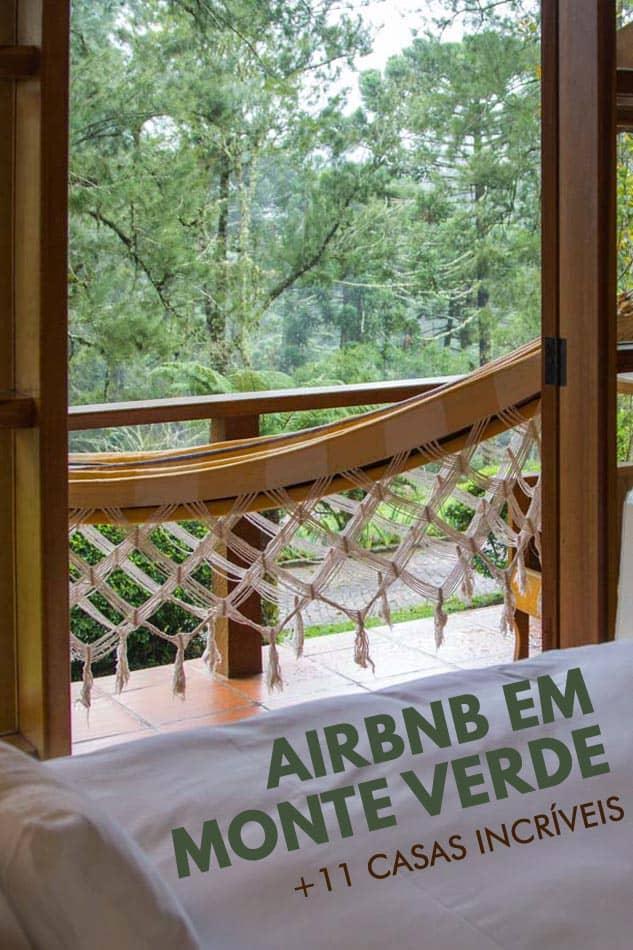 Confira essa lista com 11 super dicas de casas e chalés para alugar pelo site do Airbnb em Monte Verde, no distrito de Camanducaia, a menos de 170km de São Paulo.