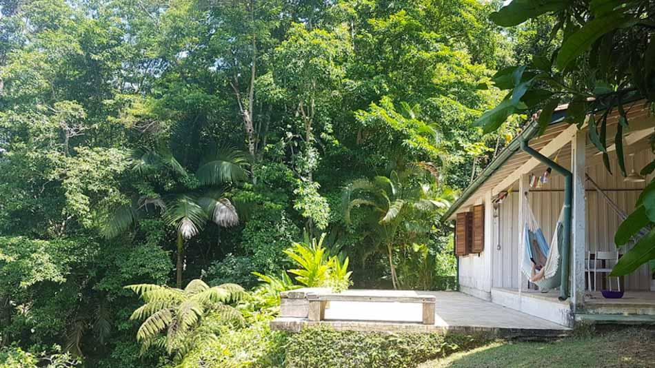 Bela casa para alugar no Airbnb em Ubatuba Bonete