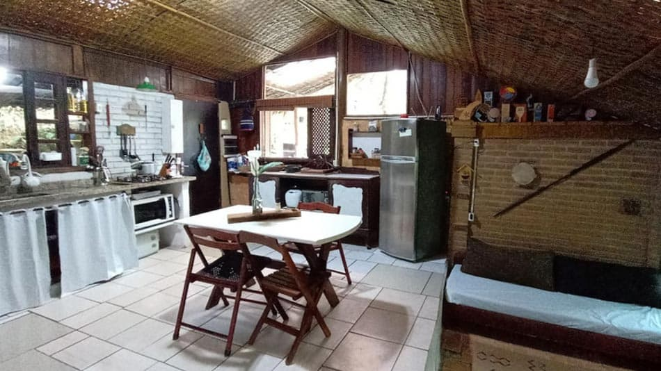 Casa na floresta para alugar no Airbnb em Ubatuba na Praia da Almada