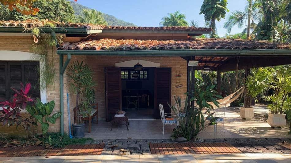 Casa perto da praia para alugar no Airbnb em Ubatuba