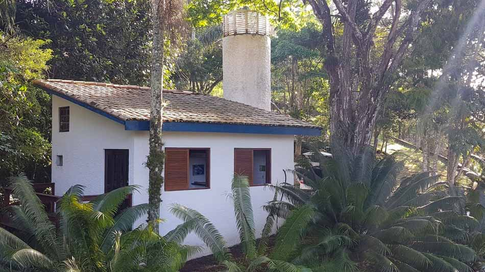 Chalé para alugar no Airbnb em Ubatuba no Saco da Ribeira