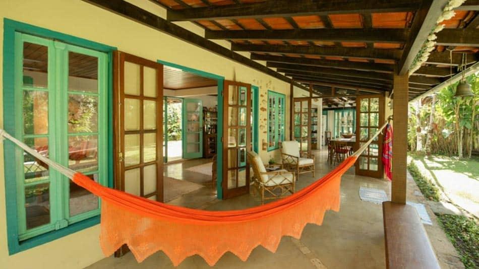 Casa para alugar no Airbnb em Ubatuba Bonete