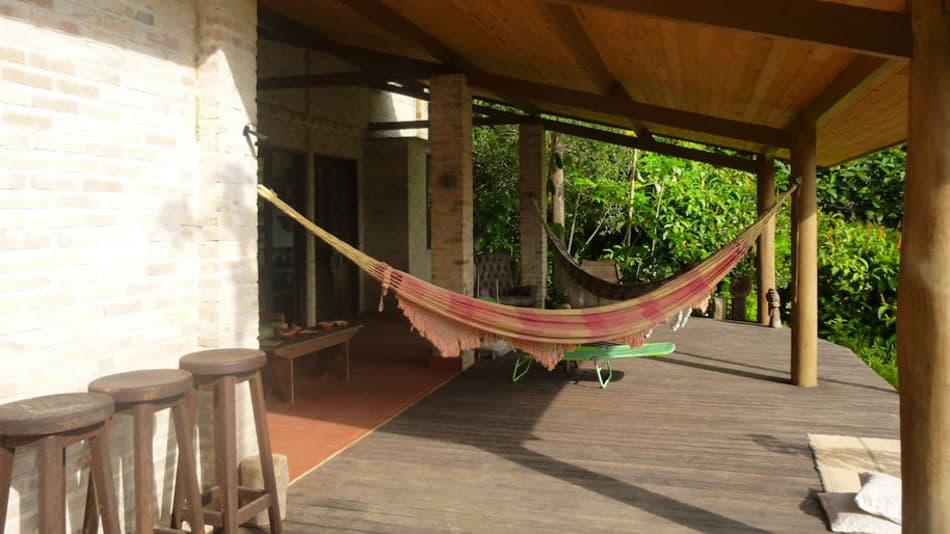 Casa barata para alugar no Airbnb em Ubatuba na Praia da Fortaleza