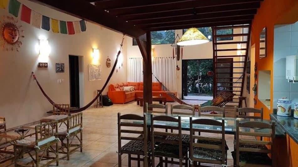 Refúgio para aluguel no Airbnb em Ubatuba em Prumirim