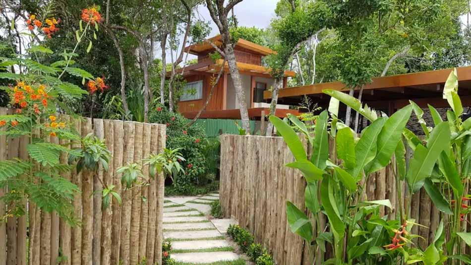 Casa para alugar no Airbnb em Arraial d'Ajuda