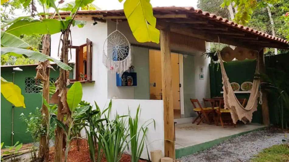 Chalé para alugar no Airbnb em Arraial d'Ajuda