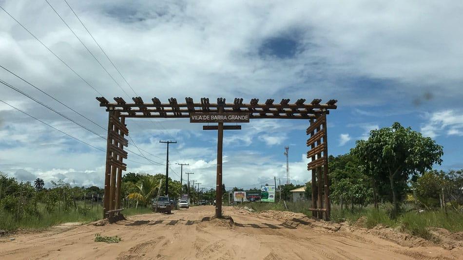 Como chegar em Barra Grande, na Península de Maraú
