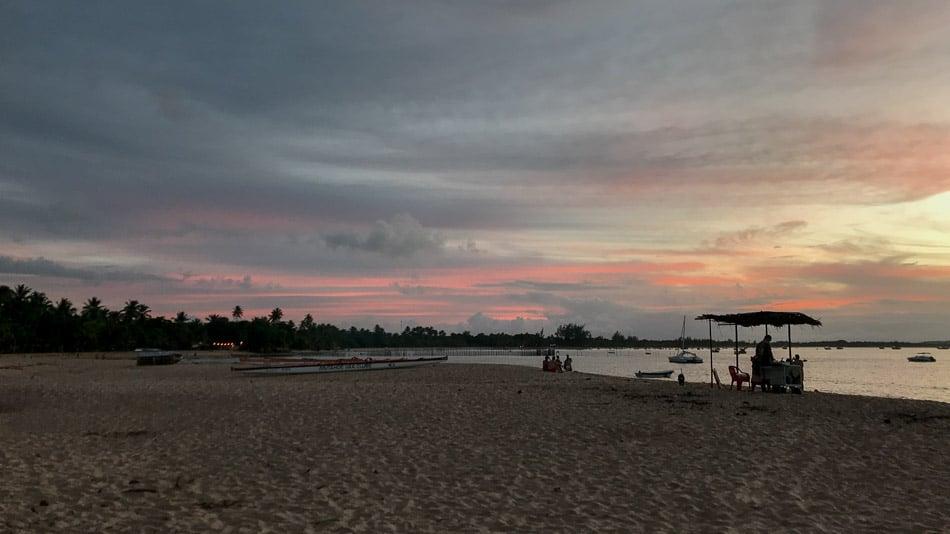 Dicas do que fazer em Barra Grande: Ponta do Mutá