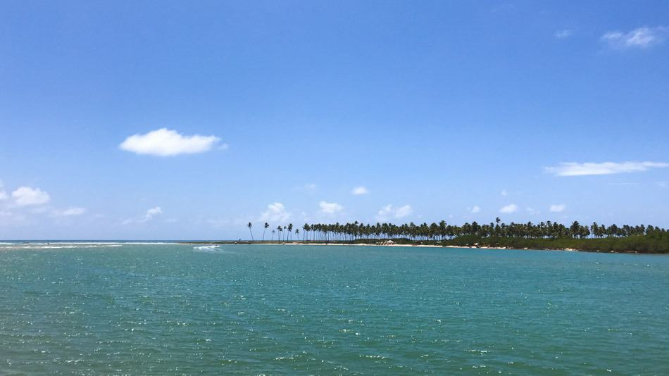 Guia Litoral Norte da Bahia: Barra de Jacuípe
