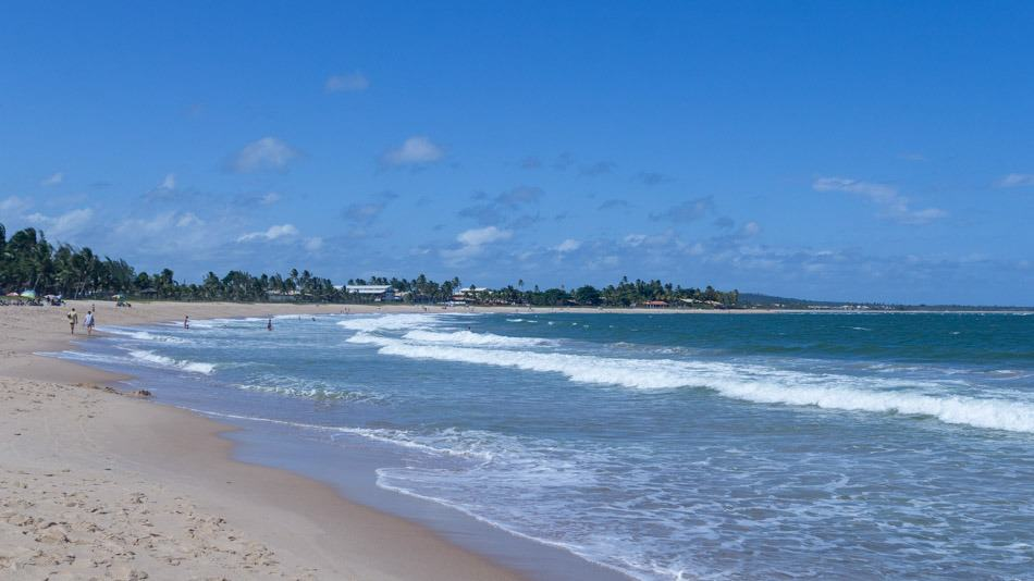 Litoral Norte da Bahia: Itacimirim
