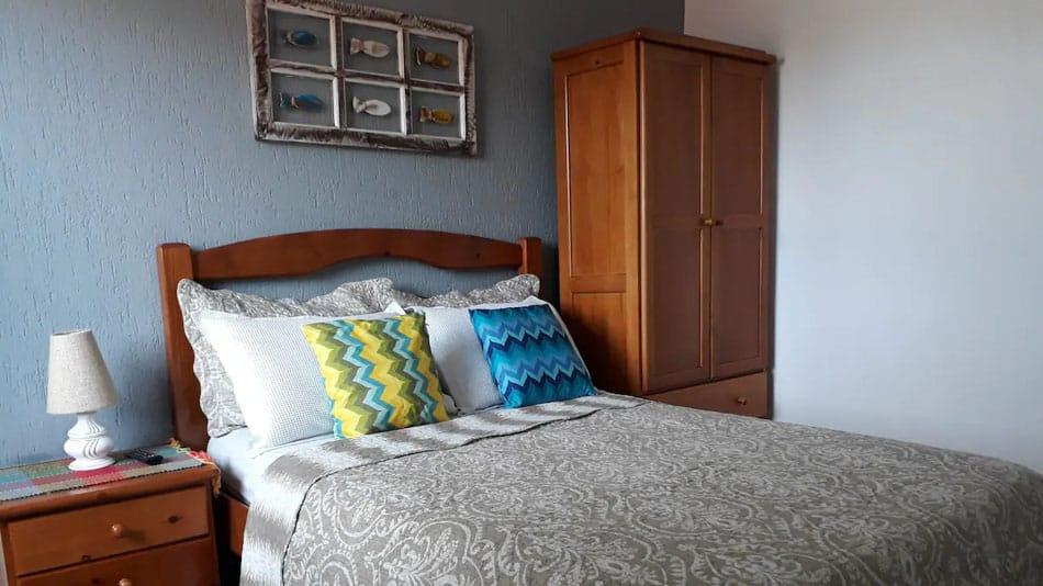 Apartamento na Orla Bardot para aluguel no Airbnb em Buzios