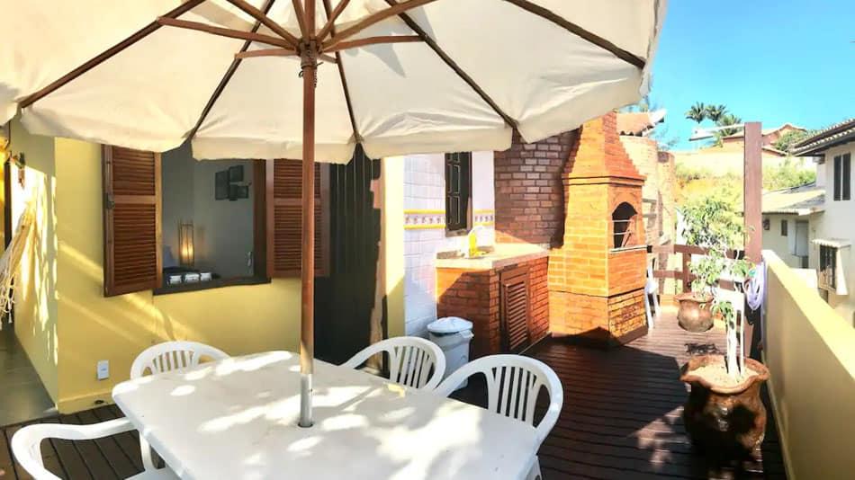 Casa para aluguel no Airbnb em Buzios