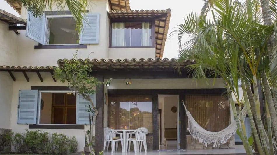 Casa de praia em João Fernandes para aluguel no Airbnb em Buzios