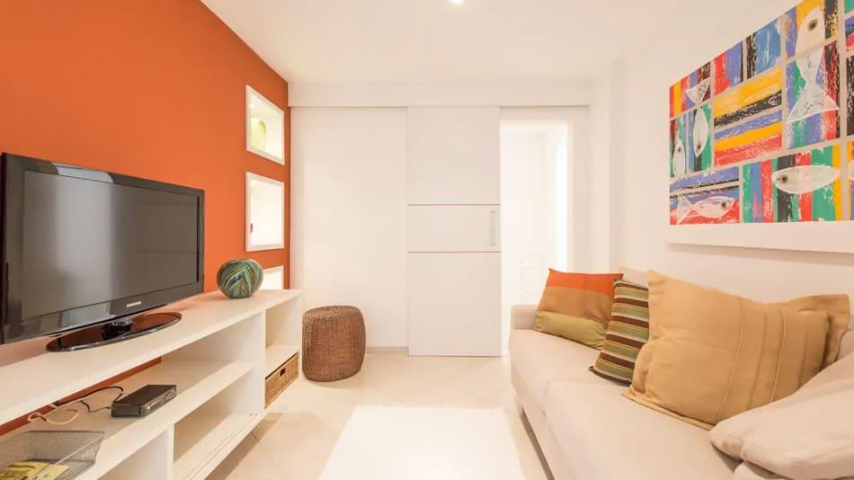 Flat em João Fernandes para aluguel no Airbnb em Buzios