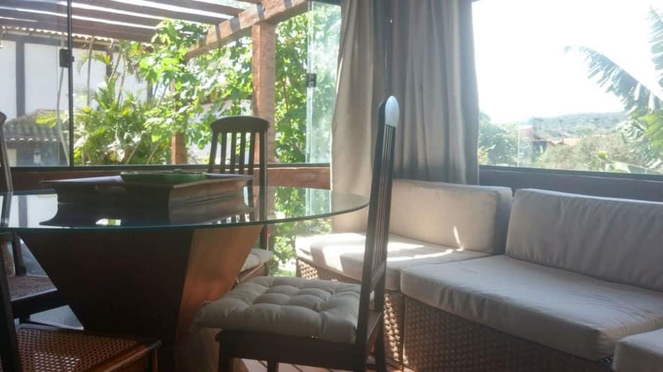 Casa para aluguel em Geriba no Airbnb em Buzios