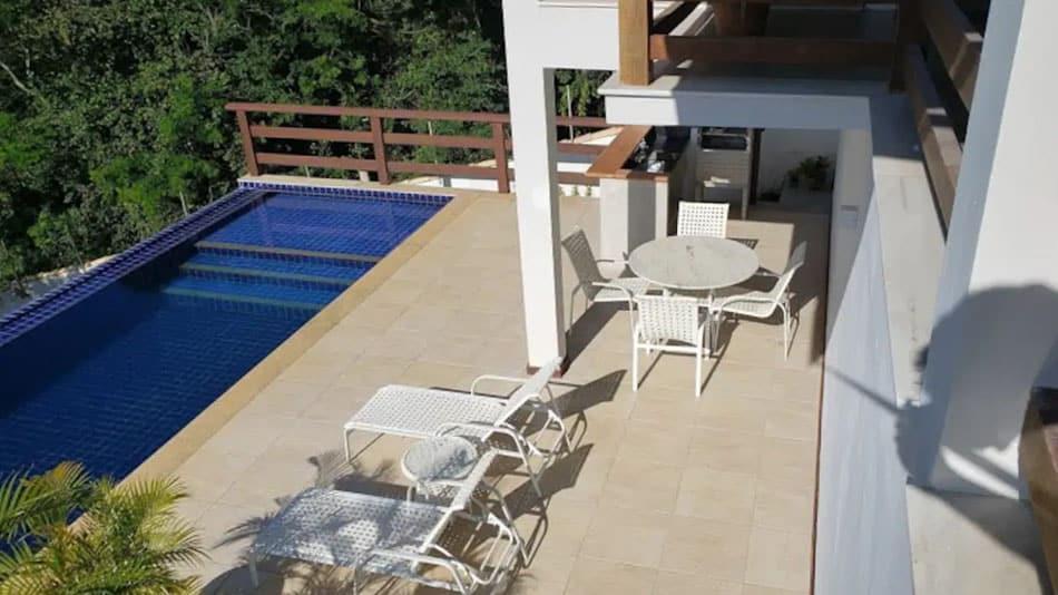 Estúdio com piscina em Geriba para aluguel no Airbnb em Búzios