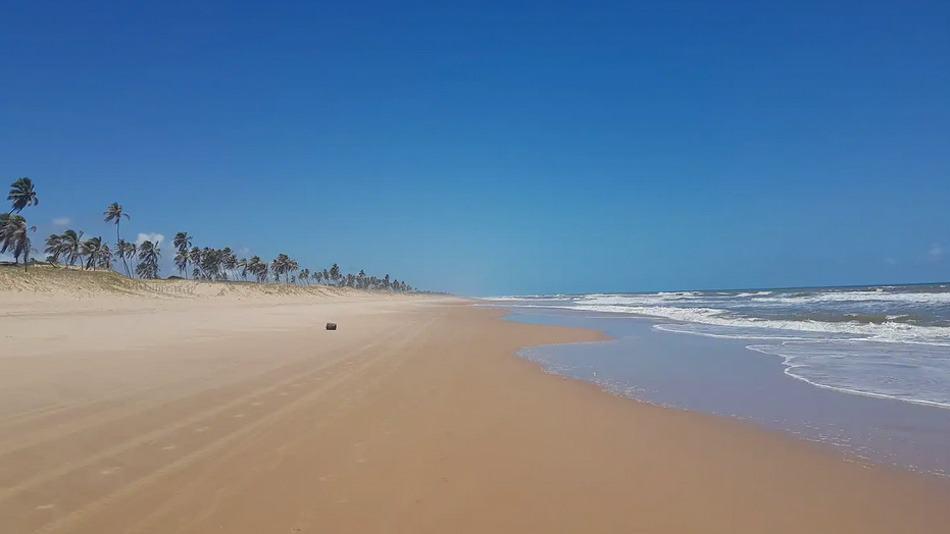 Bangalô na praia para aluguel no Airbnb em Sítio do Conde