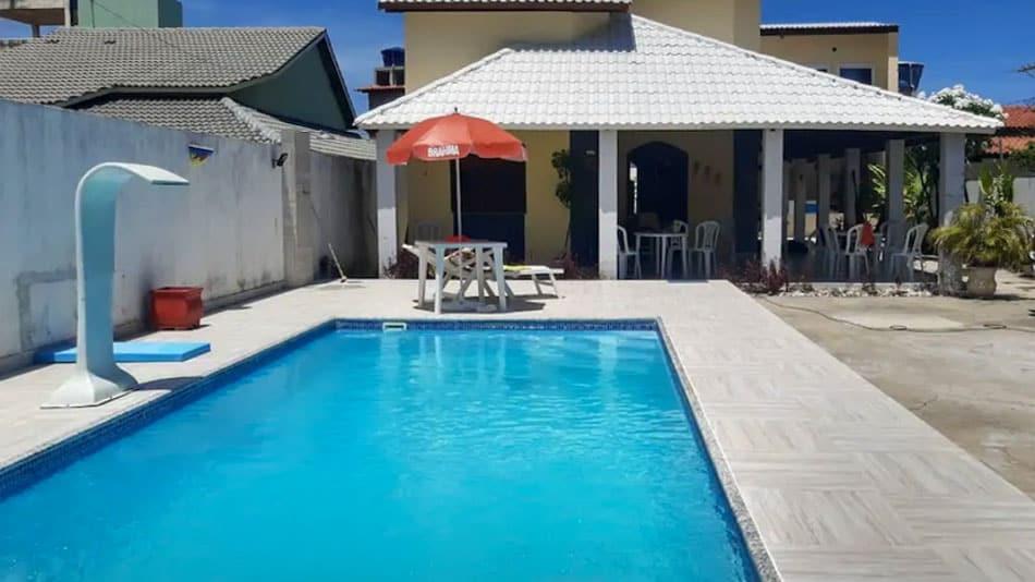 Casa para aluguel de temporada no Airbnb em Baixio