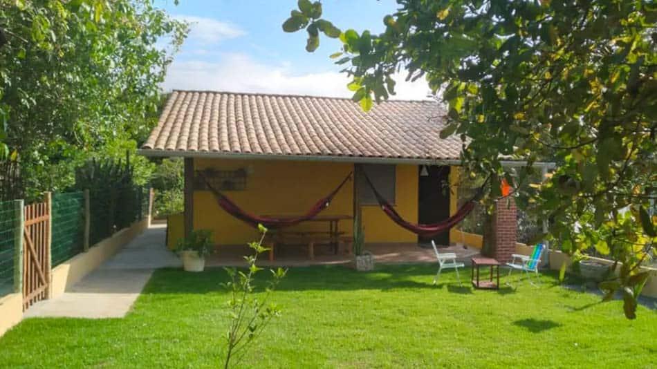 Casa para alugar no Airbnb em Imbassaí