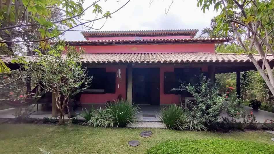 Casa para aluguel no Airbnb em Massarandupió