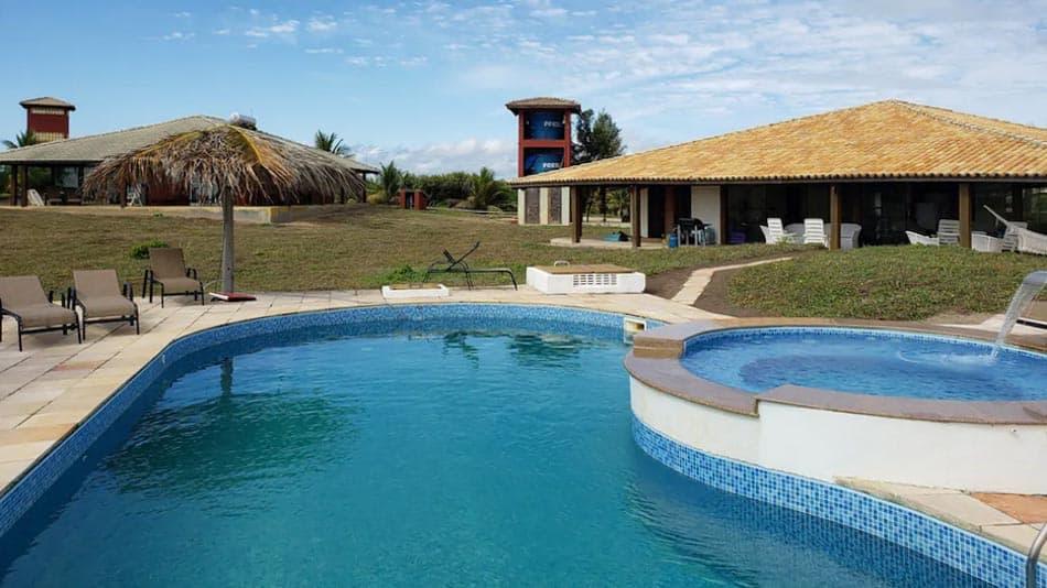 Casa para alugar no Airbnb em Sítio do Conde