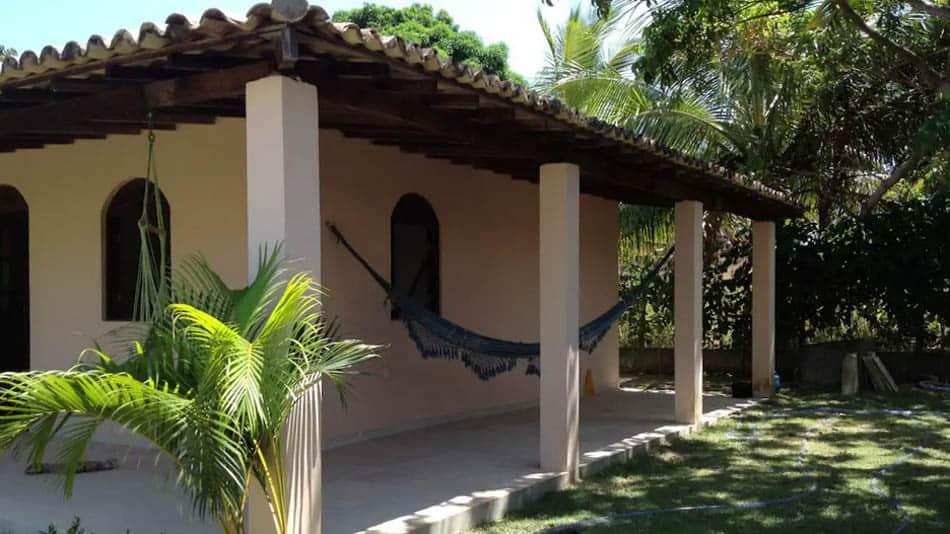 Casa de praia para aluguel no Airbnb em Massarandupió