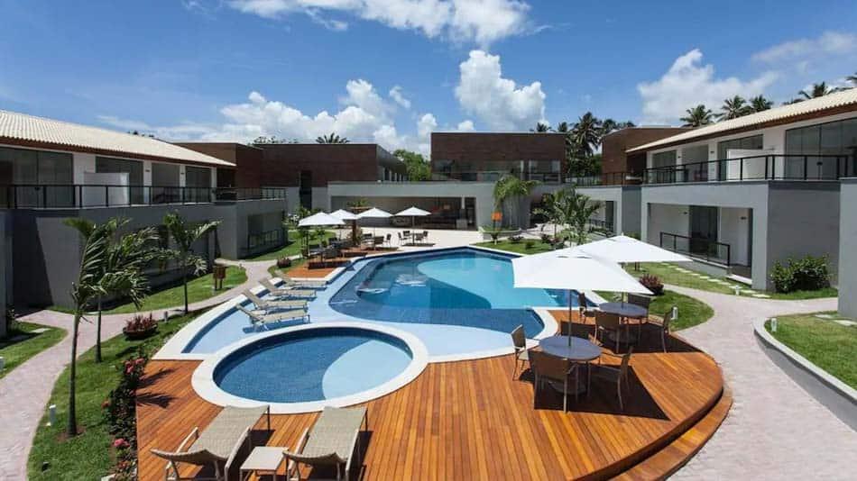 Apartamento para alugar no Airbnb em Imbassaí