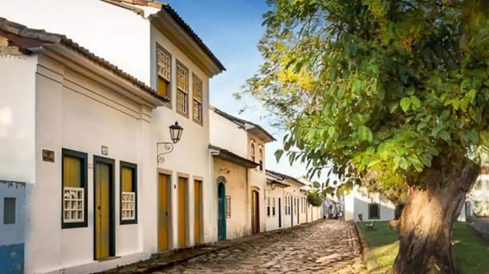Casa para alugar no Airbnb em Paraty no Centro Histórico