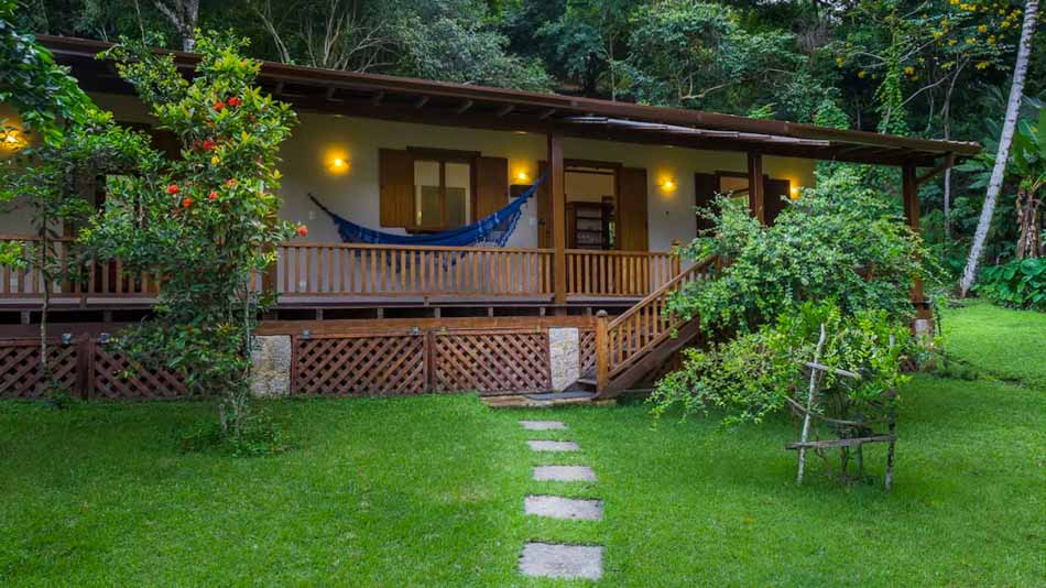 Casa para alugar no Airbnb em Paraty