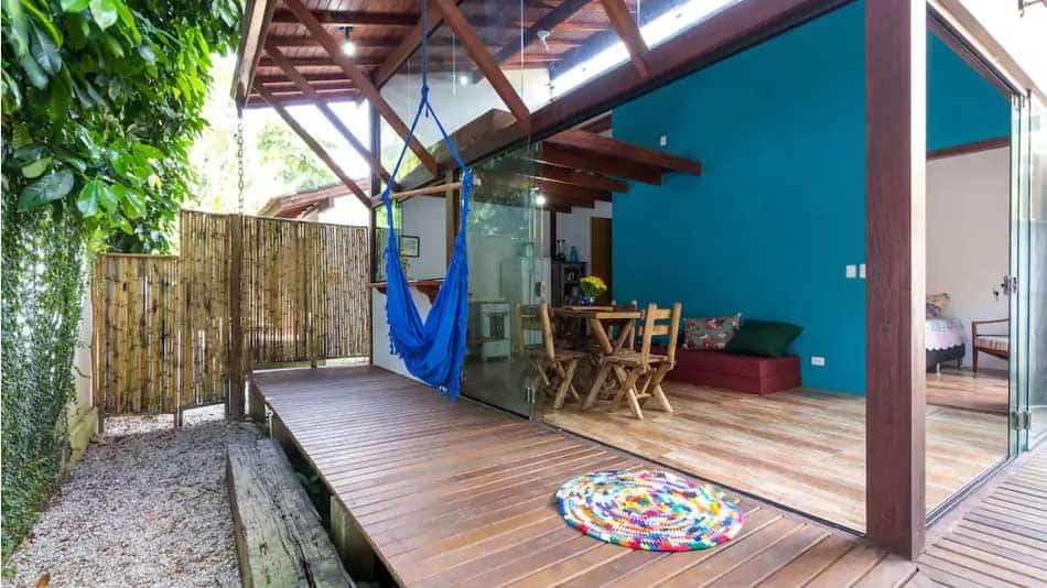 Casinha para alugar no Airbnb em Paraty