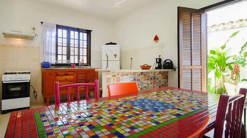 Casa para alugar no Airbnb em Paraty perto do Centro Histórico