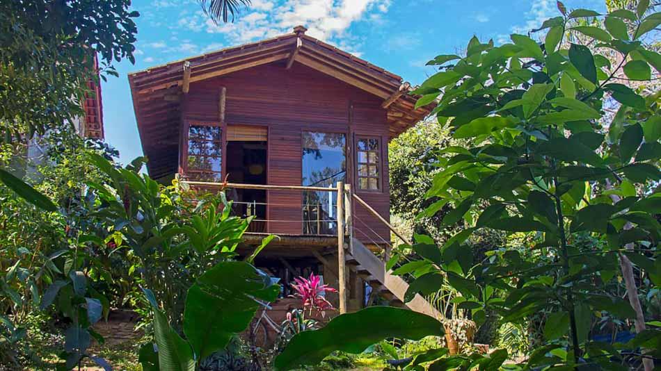 Chalé para alugar no Airbnb em Paraty