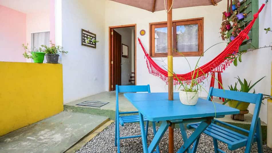 Casa para alugar no Airbnb em Paraty perto das cachoeiras