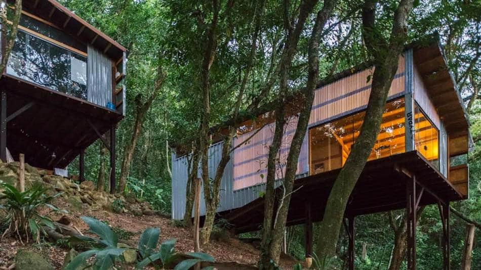 Casa na árvore para alugar no Airbnb em Angra