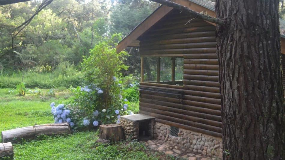 Cabana para alugar no Airbnb em Campos do Jordão
