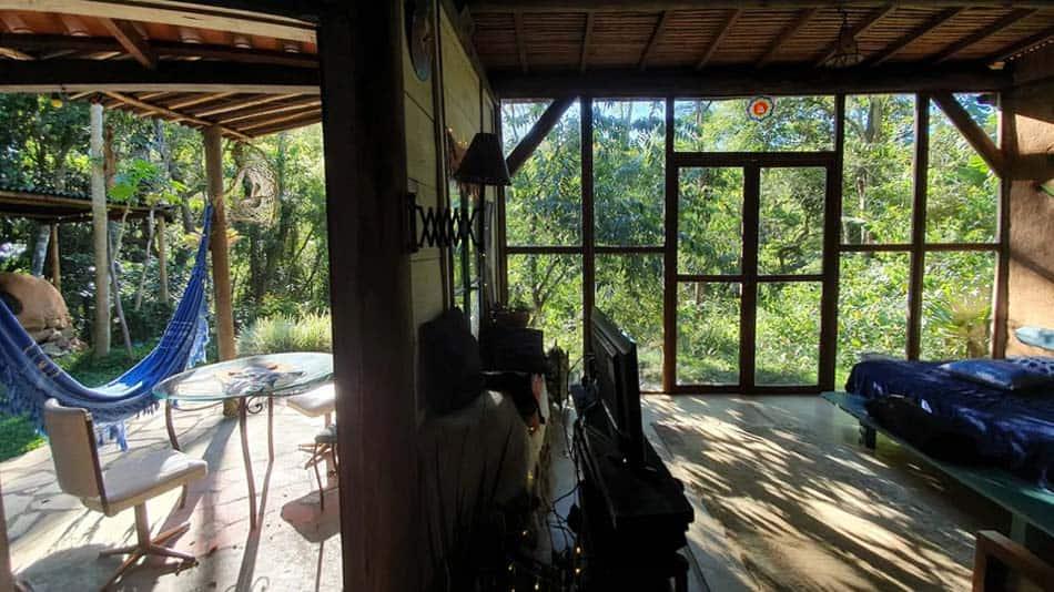 Casa Tejase para aluguel no Airbnb