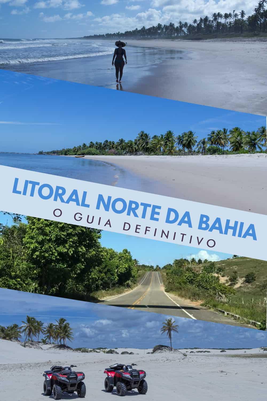 Comece já a planejar sua viagem pelos melhores destinos do Litoral Norte da Bahia. De Arembepe a Mangue Seco, passando pela famosa Praia do Forte.