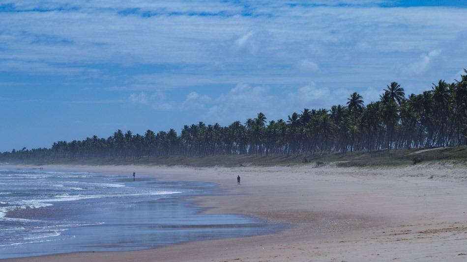Melhores praias do litoral norte da Bahia: Diogo