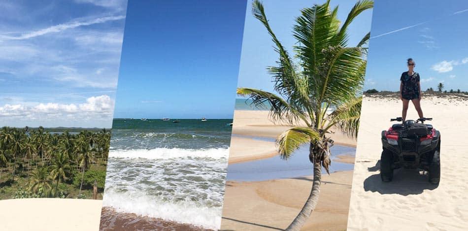 O que fazer no litoral norte da Bahia: as melhores dicas