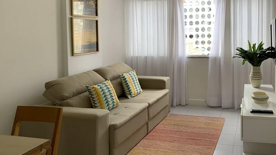 Apartamento para alugar em Salvador na Barra