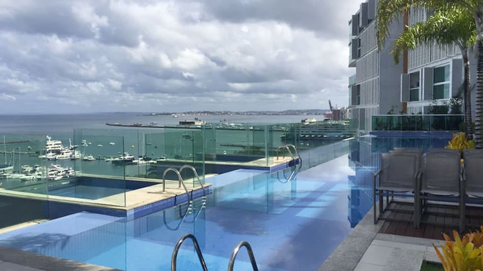Apartamento para alugar em Salvador no Centro HIstórico